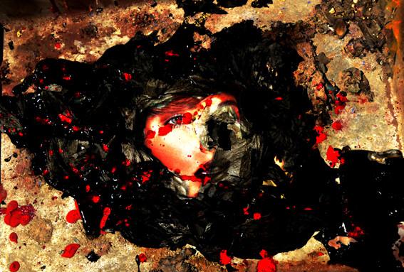 Thierry Parezys - Acrylique-et-Combustion-III-Thierry-Parezys